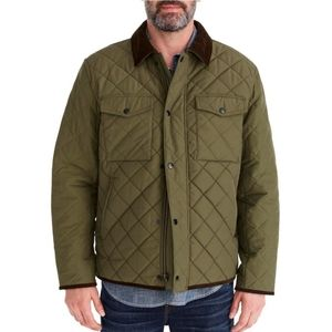 NWT J. Crew Men's Quilted Sussex Jacket